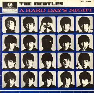 Beatles (The) - A Hard Day's Night (LP) (F++/G-)